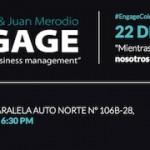 """#EngageColombia: Evento en Bogotá """"La digitalización de las empresas en la nueva economía"""""""
