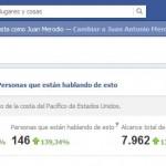Las Estadísticas de Facebook de las Páginas de Fans Se Actualizan con 4 Nuevas Métricas