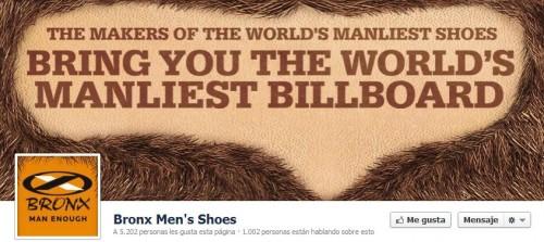 Bronx Shoes: empresa que ha creado una valla interactiva con Facebook - Juan Merodio