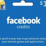 Facebook Credits, el sistema de micropagos de Facebook