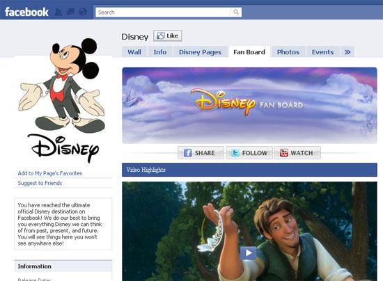 facebook-disney