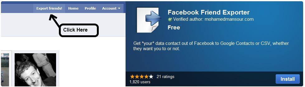 facebook-friend-exporter