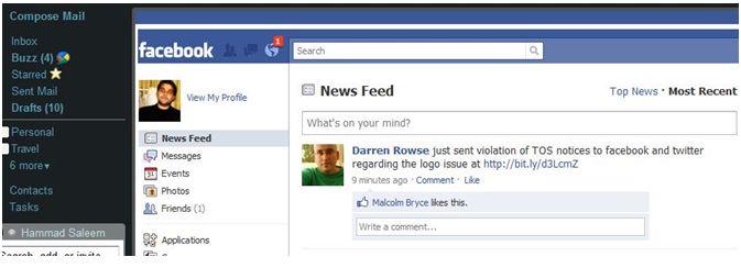 facebook-gmail