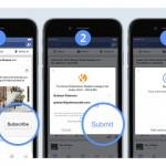 Facebook Lead Ads, una apuesta por la generación de leads a 1 click