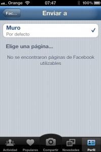Instagram ya permite publicar las fotos en tu FanPage de Facebook - Juan Merodio