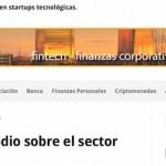 """Entrevista: """"Fintech, las finanzas y tecnologías se dan la mano"""""""