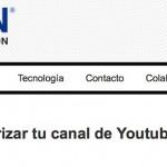 """Artículo: """"Cómo monitorizar tu canal de Youtube con Google Analytics"""""""