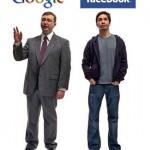 Google Real Time incorpora en sus resultados a Facebook