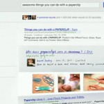 El nuevo buscador de Google ya muestra contenidos de Google+ en sus resultados de búsqueda