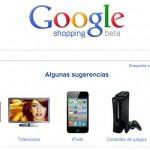 Google Shopping ya está disponible en España