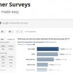 Google Consumer Survey, una Herramienta para Analizar a Nuestros Clientes