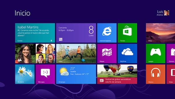 Cómo poner el icono de tu blog en la pantalla de inicio del nuevo Windows 8