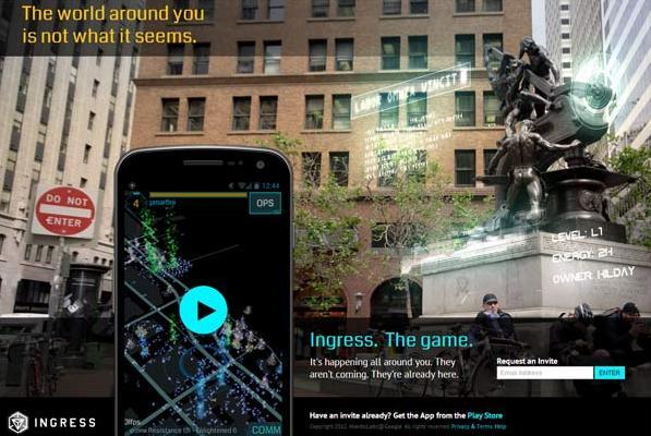 Ingress, el juego de Google con realidad aumentada y geolocalización - Juan Merodio