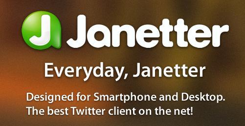 Janetter, Un Posible Sustituto a TweetDeck para la Gestión de Twitter - Juan Merodio