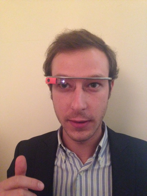 Probando las Google Glasses, Toda una Experiencia - Juan Merodio