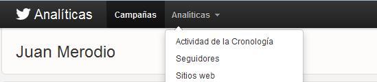 Twitter Analytics: herramienta oficial para estadísticas de Twitter - Juan Merodio