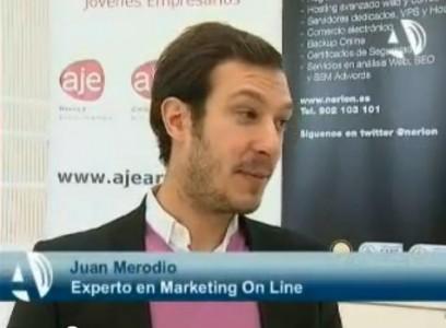 """Reportaje: """"La clave del marketing 2.0 está en saber qué queremos"""" - Juan Merodio"""