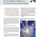 """Artículo en Revista mabHostelero """"Cómo Aprovechar el Poder de las Redes Sociales en el Sector de la Restauración"""""""