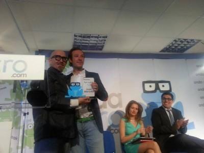 Artículo: Juan Merodio, Galardón Social Media 2013 Premios Onda CERO - Juan Merodio