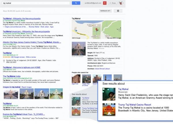 Knowledge Graph, Google Avanza el Futuro de su Buscador - Juan Merodio