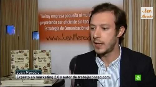 Reportaje: Cómo Trabajar tu Marca Personal para Encontrar Trabajo - Juan Merodio
