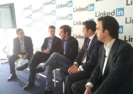 """Noticia """"Presentación de la Primera Oficina de LinkedIn en España"""" - Juan Merodio"""
