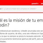 """Artículo: """"¿Cuál es la misión de tu empresa en Linkedin?"""""""