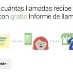 Google Adwords Express habilita el informe de llamadas