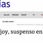 """Artículo: """"Mariano Rajoy, suspenso en credibilidad digital"""""""