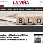 """Artículo: """"Cómo aplicar el Marketing Digital para restaurantes como herramienta de diferenciación y éxito"""""""