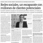 """Artículo: """"Redes Sociales, un Escaparate con Millones de Clientes Potenciales"""""""