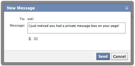 Facebook prueba un sistema mensajería privada entre fanpage y usuarios - Juan Merodio