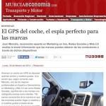"""Artículo: """"El GPS del coche, el espía perfecto para las marcas"""""""