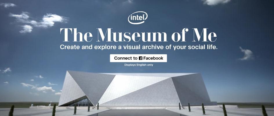 The Museum of Me: convierte tu presencia en Facebook en una galería - Juan Merodio